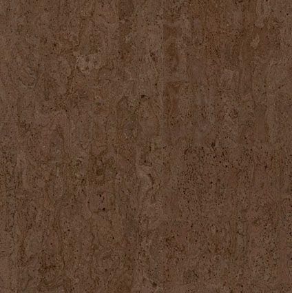 Korkboden dunkel  Bodenbelag / Muster