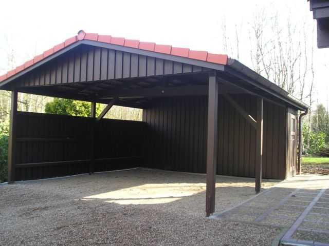 elegant doppel carport carport holz with carport wei holz