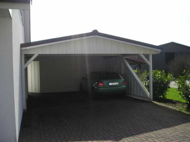 carport f r 2 autos my blog. Black Bedroom Furniture Sets. Home Design Ideas